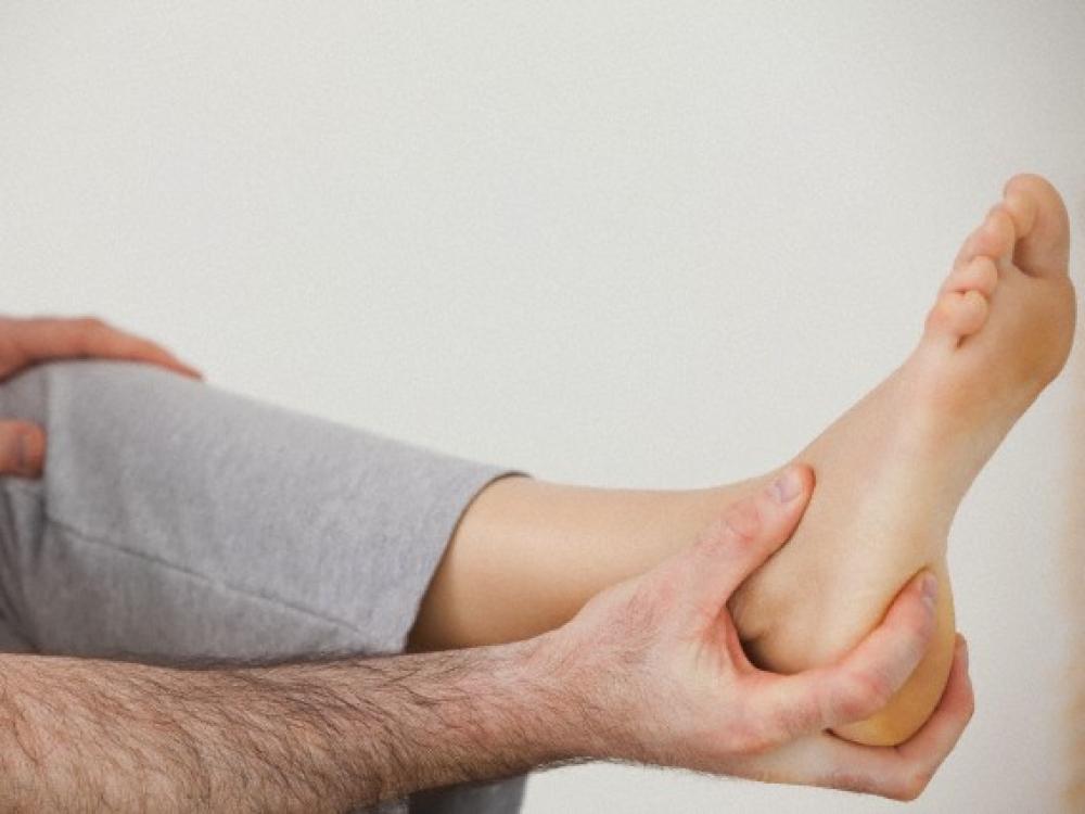 artrozė iš pėdų kaulų pėdos gydymo