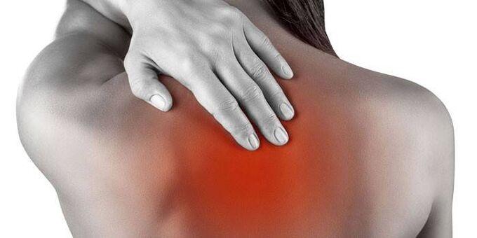 nugaros skausmas ir sąnarių gydymo liaudies gynimo