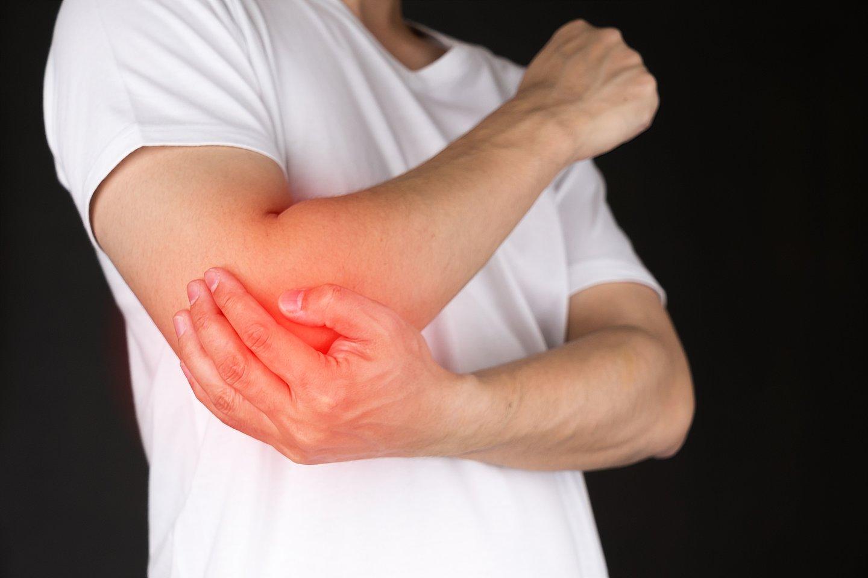gydymas artrozė alkūnės