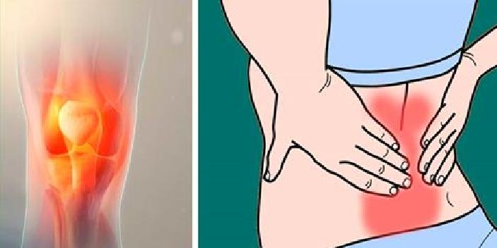skaudančių kaulų sąnarių ir raumenų ginklų
