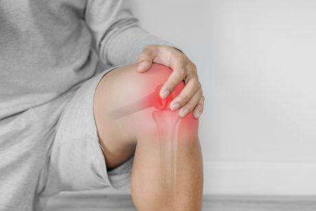 liaudies gydymas sąnariuose skausmui