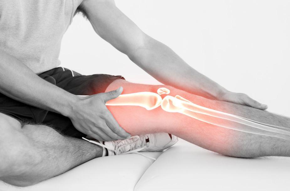 stiprus skausmas sąnarių ir raumenų ką daryti