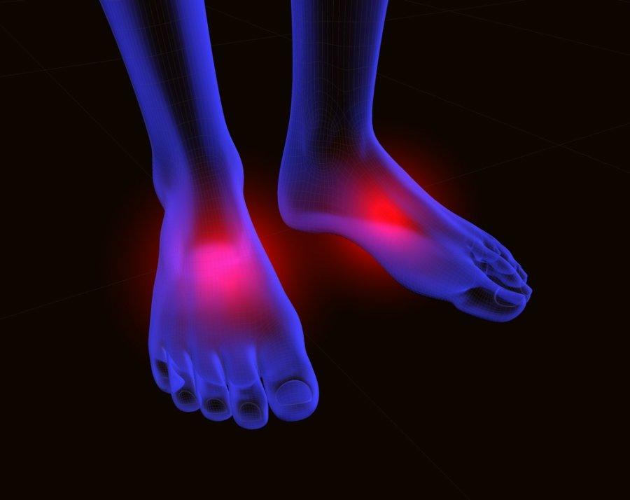 apsinuodijimai ir sąnarių ligos sąnarių skausmas mentės