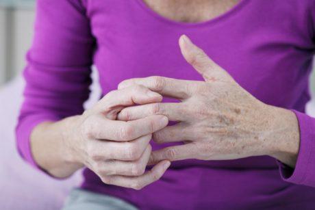 artrozė piršto sulyginti gydymo grupėse
