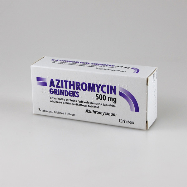 azitromycin už sąnarių gydymo atsikratykite skausmo iš senio sąnarių