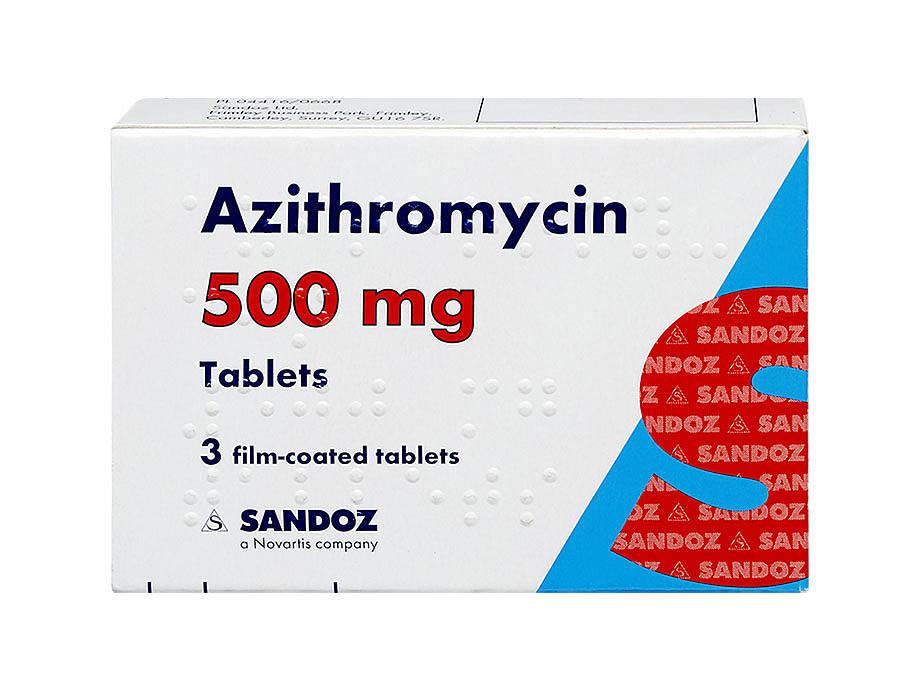 azitromycin už sąnarių gydymo senio sąnarių