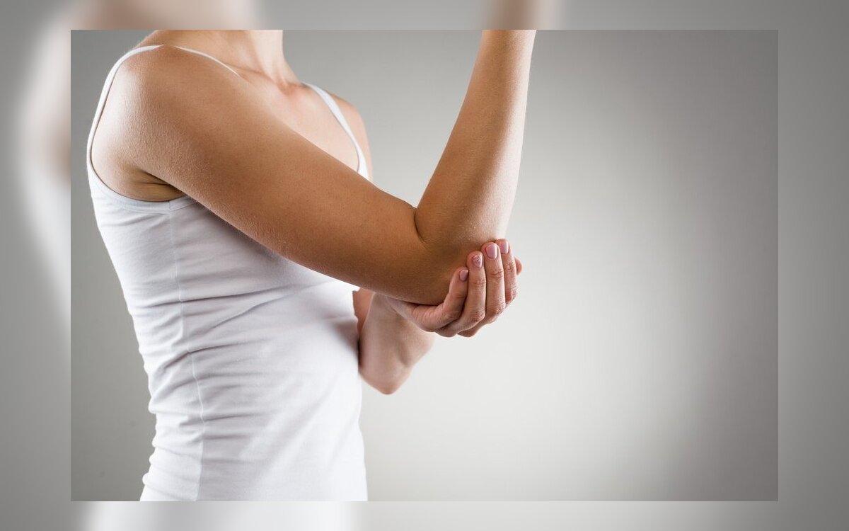 deginimas skausmas alkūnės skauda kairiame vertus bendra