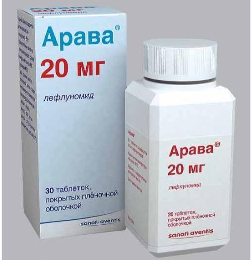 ką tabletes už artrozės gydymo