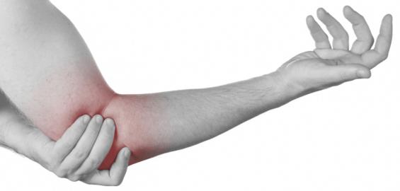 palaikykite rankas alkūnės sąnarių gydymo