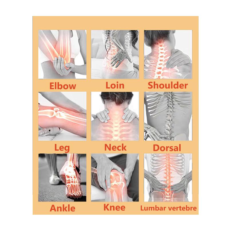 su skausmu sąnarių ir raumenų