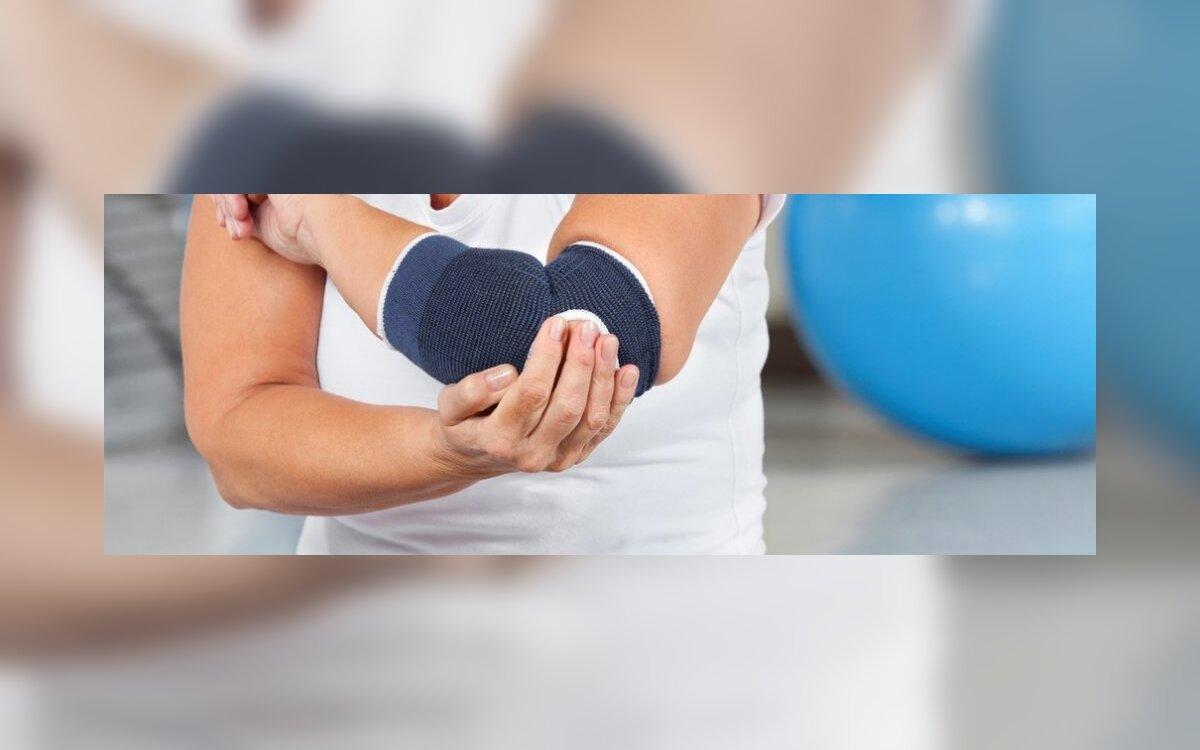 kremas su artrozės peties sąnario skausmas ant piršto